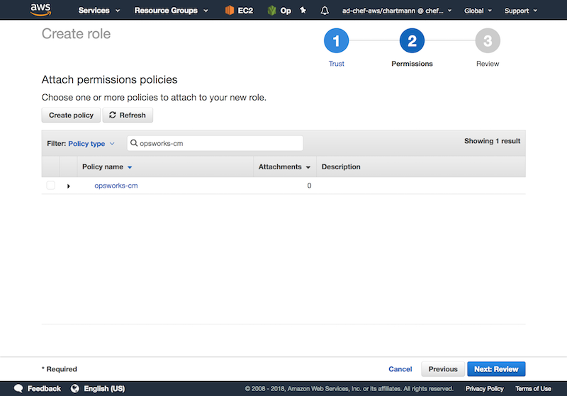 Achieve compliance with AWS OpsWorks for Chef Automate