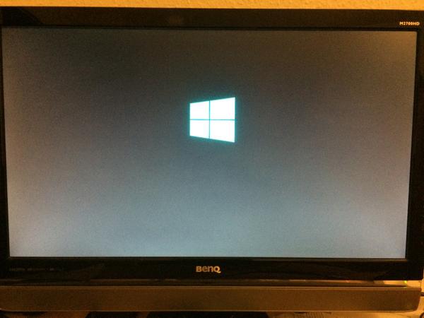 Windows IoT Raspberry 2 Boot